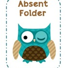Misc. Owl Covers-Labels-To Do Lists