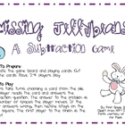 Missing Jellybeans Subtraction Game