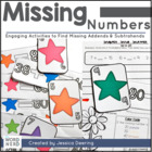 Missing Number- Finding Addends & Subtrahends