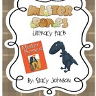 Mister Bones Dinosaur Hunter Literacy Pack