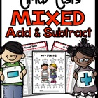 Mixed Addition and Subtraction Timed Tests {Common Core Aligned}