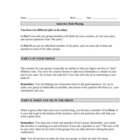 Mock Press Conference Worksheet _Accompanies PowerPoint
