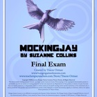 Mockingjay (Hunger Games Trilogy) Final Exam and Study Guide