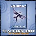 Mockingjay Novel Teaching Unit Tests, Questions, Projects, Vocab
