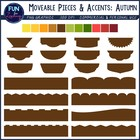 """Mod"" Cover Page Graphics Kit {Autumn Colors Edition}"