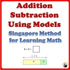 Singapore Math - Model Approach Method Addition and Subtraction