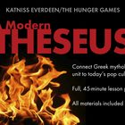Modern Theseus – Use The Hunger Games to Connect Greek Myt