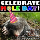 Mole Day Activities!