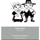 Mollys Pilgrim by Barbara Cohen Comprehension Questions