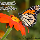 Monarch butterflies: a nonfiction text, activities, and as