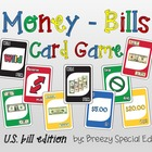 Money (Bills) Identification Card Game ~ like UNO