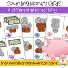 Money Cards ~ a Read the Room activity