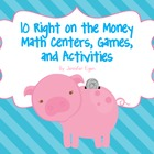 Money Centers, Games, and Activities