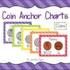 Money: Coin Anchor Charts / Posters