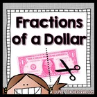 Money Fractions! (Fractions of a Dollar Visual & Activities)