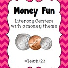 Money Fun - literacy activities with a money theme