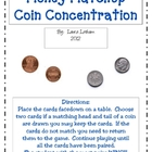 Money Matchup Coin Concentration