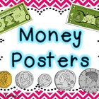 Money Posters {Stripes & Chevron}