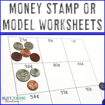 Money Stamp or Model Sheet