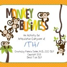 Monkey Business: An Articulation Carryover Activity for /TH/