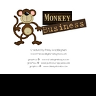 Monkey Business- Literacy and Math Activities