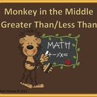 Monkey in the Middle Math