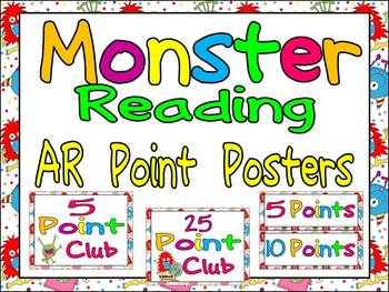Monster AR Points Tracking Display