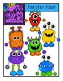 Monster Mash {Creative Clips Digital Clipart}