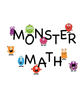 Monster Math Activities