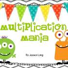 Monster Multiplication Mania