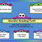 Monster Reading & Math  Fun