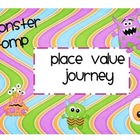 Monster Stomp Place Value Journey