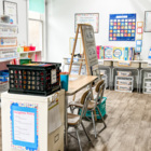 Monster Theme Classroom Essentials Teacher Set