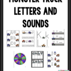 Monster Truck ABC's