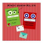 Monster Valentine Mailbox