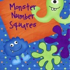 Monster number squares
