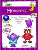 Monsters Lesson PLan