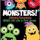 Monsters! Literary Companion