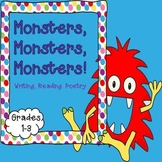 Monsters (Reading, Writing and Poetry Unit)