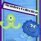 Monsters Themed Classroom Kit ~  Ideas and Printables