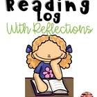 Reading Log with Summarization and Reflections