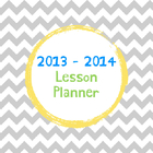 Monthly + Weekly + Daily Lesson Planner