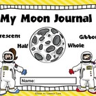 Moon Journal w/ Parent Letter (10 Days)