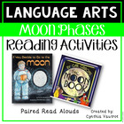 Moon and it's Phases - Blasting Off to the Moon