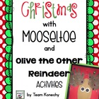 Moosletoe and Olive the Other Reindeer - Activities