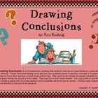 Drawing Conclusions / More