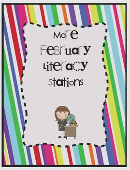 More February Literacy Stations