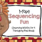 More Sequencing Fun! {Sequencing Activities for 4 Thanksgi