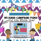 Calendar Math for the SMARTBoard ~ Attendance, Math, and C