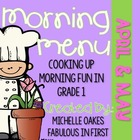 Morning Menu: Cooking Up Morning Fun (Apr. and May)